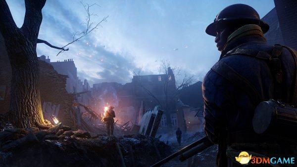 《战地1》 7月份更新档:新地图与新功能全介绍
