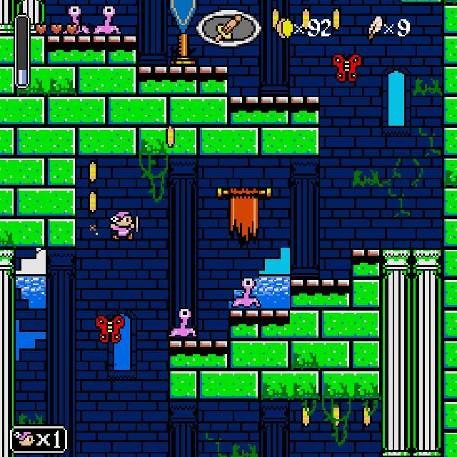 飞行塔冒险 游戏截图