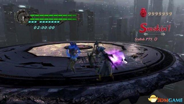 鬼泣4:特别版 新技能系统New Skill Modify修改器
