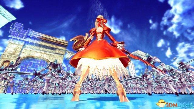 《Fate/EXTELLA》3DM免安装中英文未加密版下载