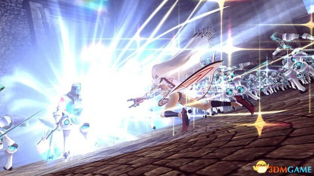 《Fate/EXTELLA》3DM免安装中英文未加密版下载