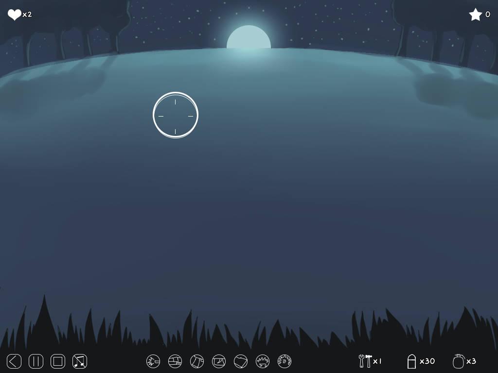 月光吓 游戏截图