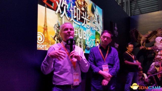 <b>育碧感谢中国玩家支持 维旺迪事件不影响游戏开发</b>