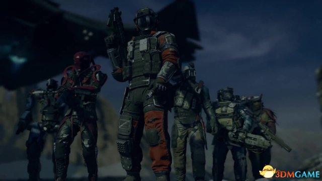 《使命召唤13:无限战争》开启Steam周末免费试玩