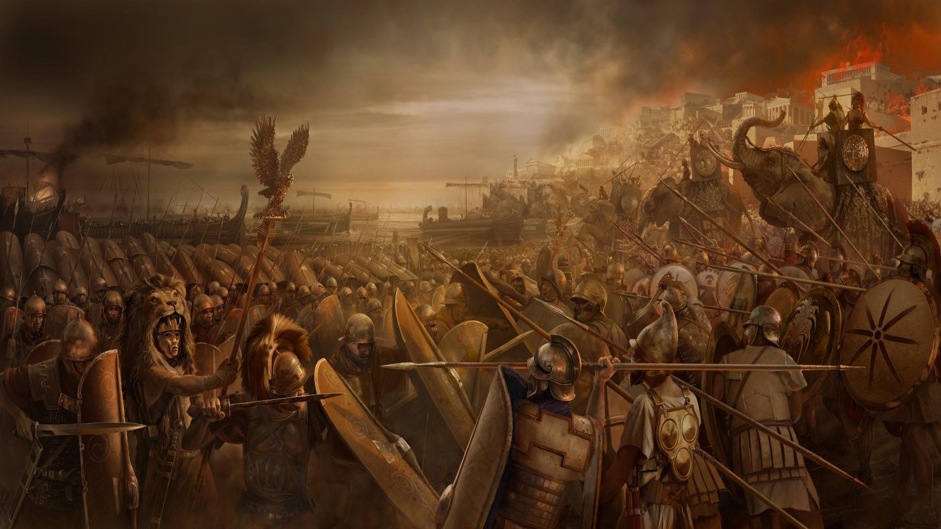 罗马2:全面战争 蒹葭汉化组汉化补丁v2.0[破解版]