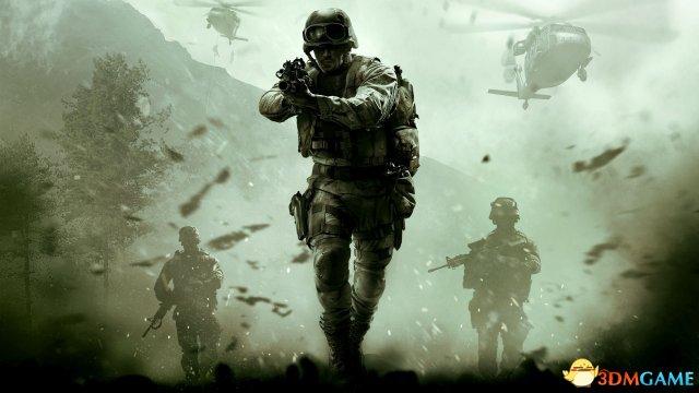 《使命召唤4:现代战争重制版》多人游戏已成鬼服