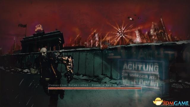 幽浮遇见时空幻境 新作《推倒柏林墙》8月8日发售