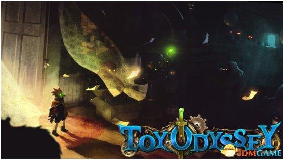 Stone游戏平台《玩具大冒险:失物招领》正式上线
