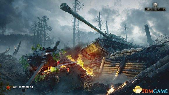 坦克世界 v2017.9.20高清车辆补丁