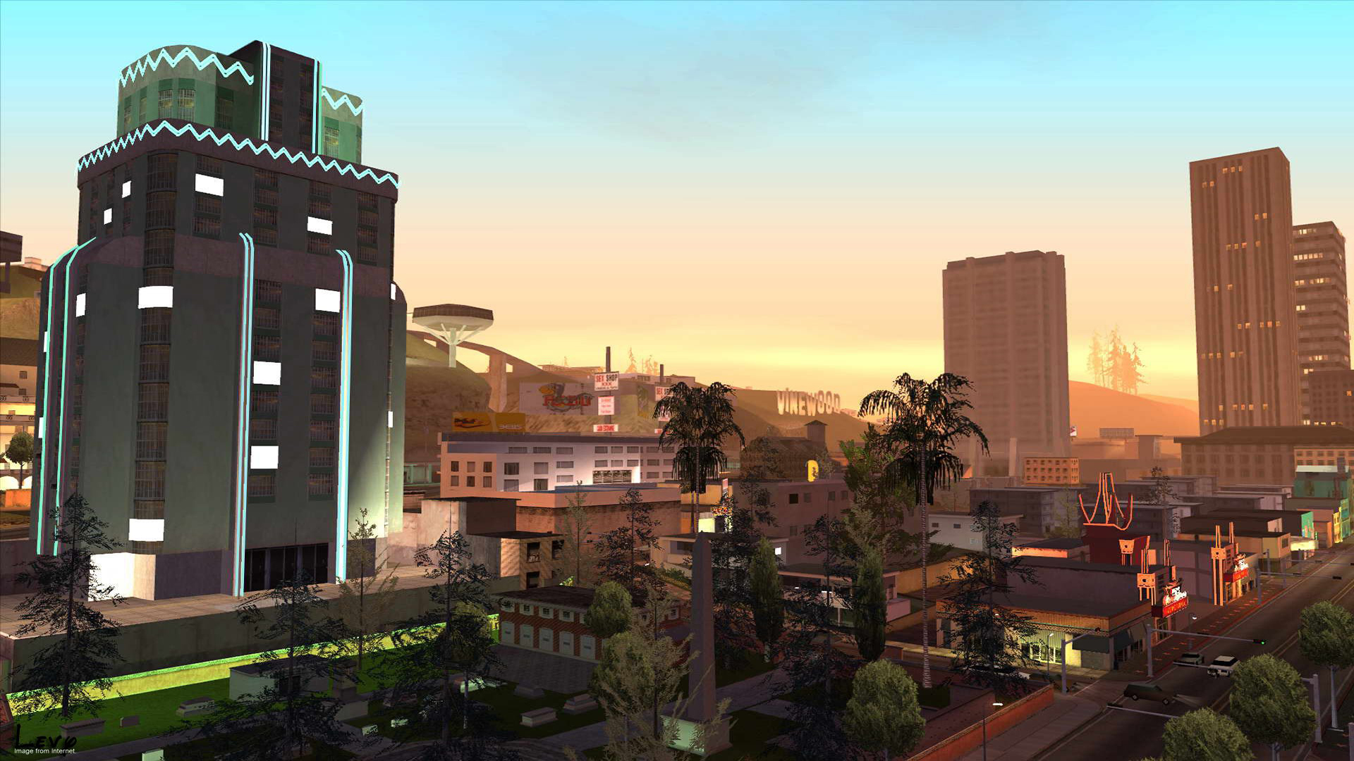 《侠盗猎车:圣安地列斯(Grand Theft Auto:San Andreas)》