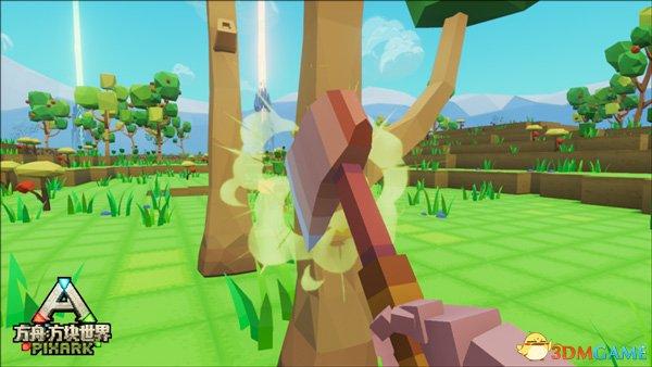 为了生存而破坏!《方舟:方块世界》自由破坏玩法深度揭秘