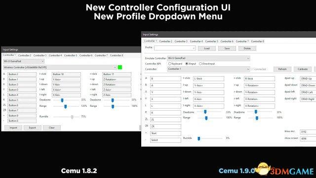CEMU1.9.0发布修正《猎天使魔女2》画面抖动问题