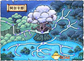 精灵世界降临 《冒险岛》 神秘河新地图即将开启