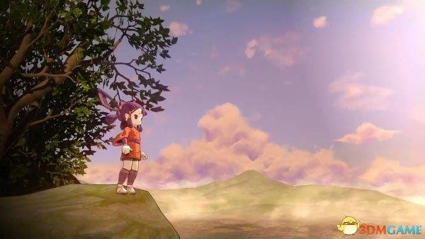 萌女神出现 《稻作:稻田与废墟》C92宣传片展示