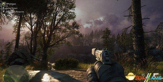 狙击手:幽灵战士3游戏视角修改方法详解配