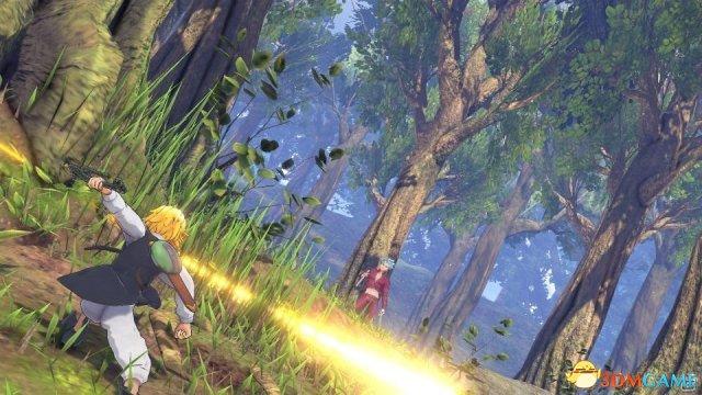 萬代新作PS4 《七大罪:不列顛旅者》 最新戰場情報