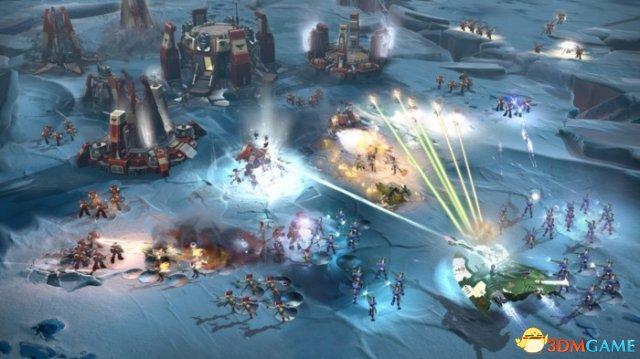 战锤战争黎明3实用心得 兵种介绍及建筑玩法技巧