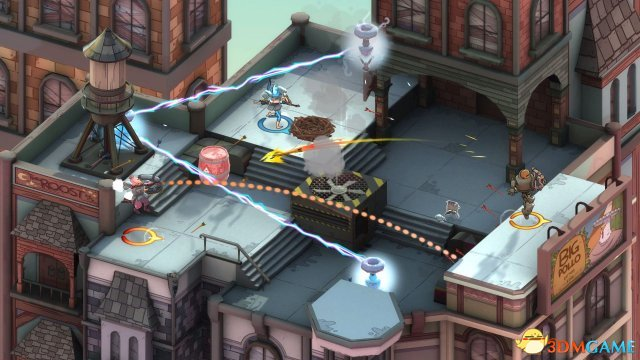 <b>快节奏多人射箭类游戏《箭头》正式上线Steam平台</b>