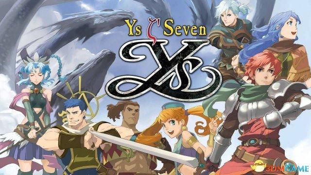 《伊苏7》发售日期公布 8月30日登陆Steam平台