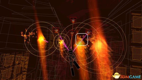 VR类游戏《Rez无限》正式上线Steam 支持4K画面