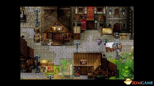 《方舟之链》上线Steam 剧情向回合制冒险RPG游戏