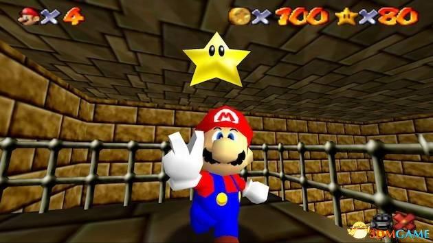 實力硬廣!外媒報道稱玩《超級馬利奧64》對腦子好