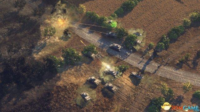 RTS策略大作《突襲4》官方中文Steam正版分流