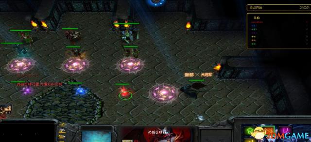魔兽争霸3 1.26传奇英雄路 v1.28