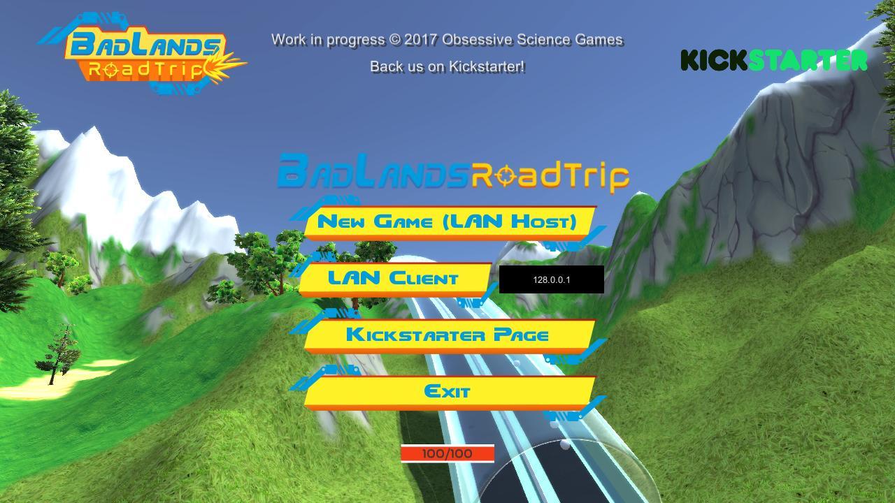 荒地公路旅行 游戏截图
