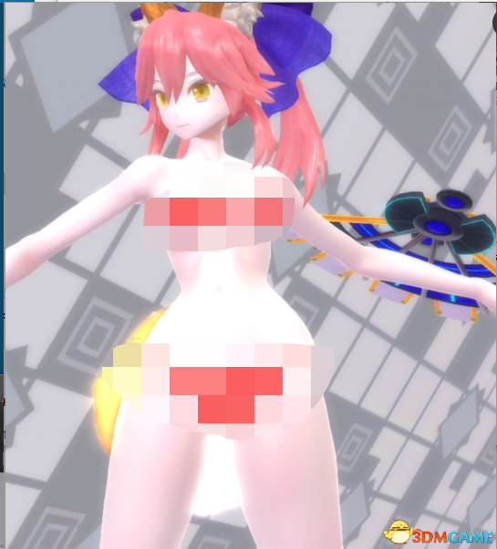 Fate/EXTELLA 果体补丁