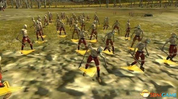 战锤全面战争吸血鬼兵种有什么 吸血鬼兵种简要分析