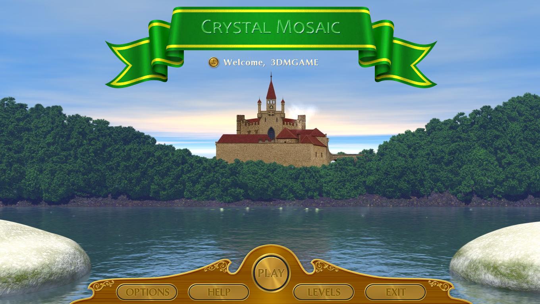 水晶马赛克 游戏截图