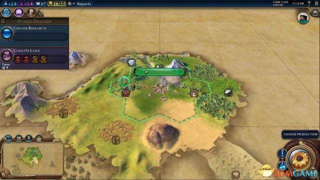 文明6 v1.0.0.167我的世界文明史蒂夫领袖MOD