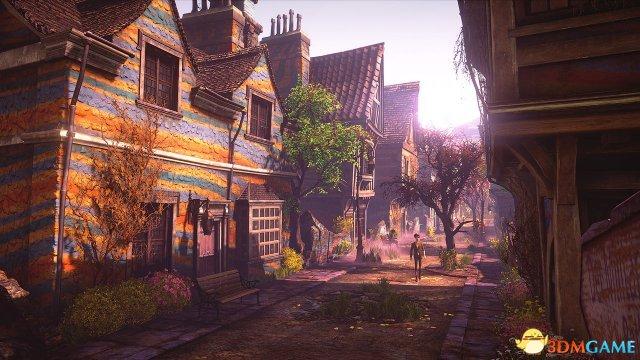 惊悚游戏《少数幸运儿》新预告 明年4月13日发售