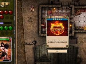 战斗幻想传奇 游戏截图