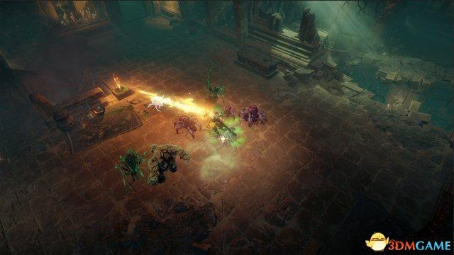 《暗影:覺醒》新演示 經典ARPG風格堪比暗黑3