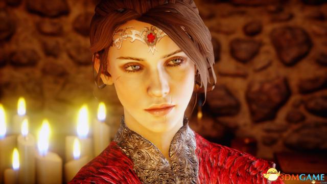 龙腾世纪3:审判 红宝石额环皮肤MOD