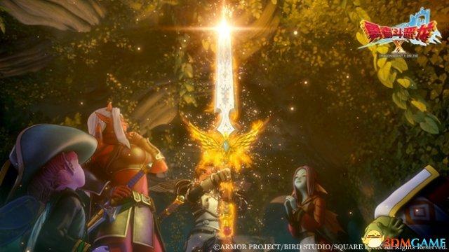 《勇者斗恶龙X》 8月24日开放3.0 原厂CG动画公布