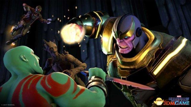 《银河护卫队:第三章》下周发售 游戏预告片赏