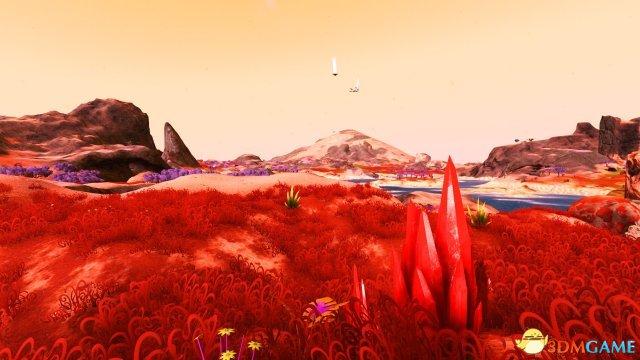 《無人深空》Steam已是多半好評 超美截圖欣賞
