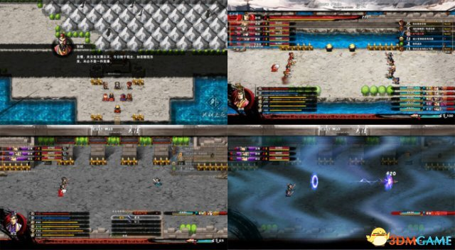 游戏或将无人物头像,开发接近尾声将发售