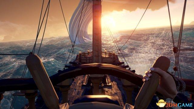 《贼海》最新视频曝光 官方公布跨平台对战细节