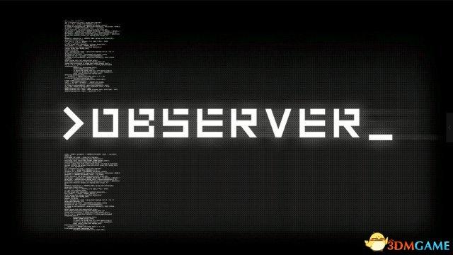 《观察者(Observer)》评测 赛博朋克世界的人间悲喜