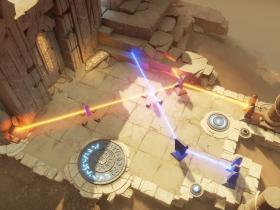 Archaica:光之路 游戏截图