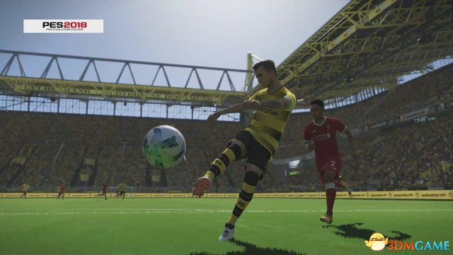《实况足球2018》PC版预告片 画面将完爆主机平台