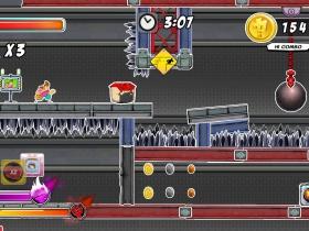 超级连击男:粉碎版 游戏截图