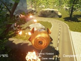 自由飞行燃烧 游戏截图