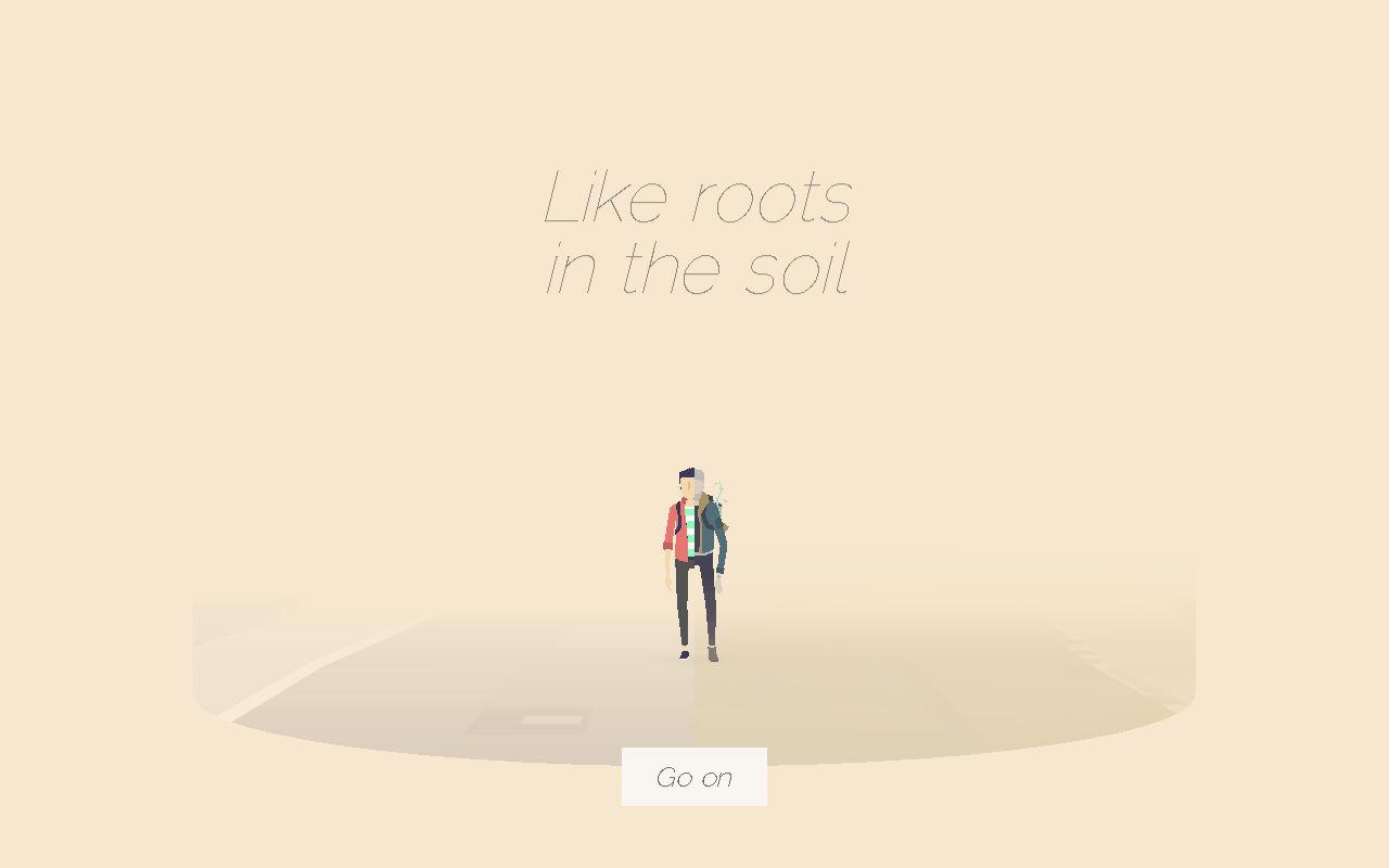 像土壤中的根 游戏截图