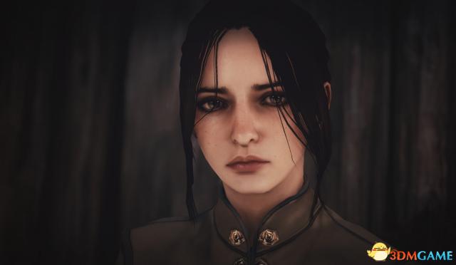 龙腾世纪3:审判 天然呆萌妹子洛特特里维廉捏脸数据