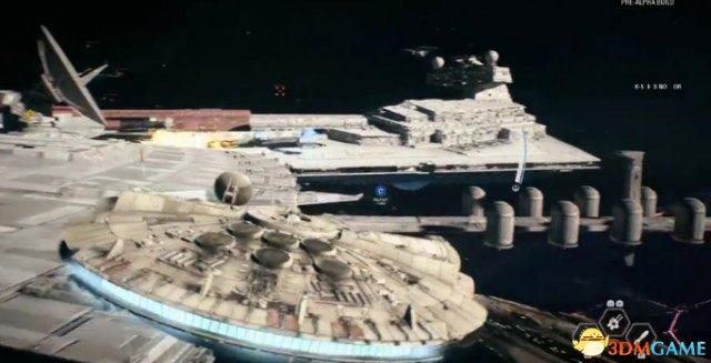 星球大战前线2画面对比演示视频 前线2内容前瞻